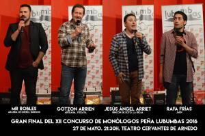 Final de concurso en Arnedo - La Rioja
